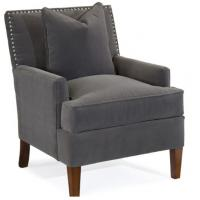 China Romantic Fabric Hotel Furniture Set Chair With Wood Legs Hospitality Style wholesale