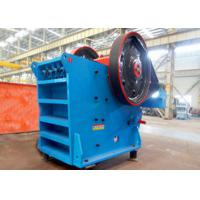 China Metallurgy Symmetrical V Formed Granite Crusher Machine 240T / H Capacity wholesale