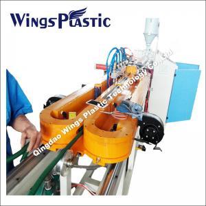 China Automatic pipe threading machine corrugation pipe manufacture machinery wholesale