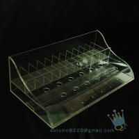 China clear plastic storage boxes wholesale