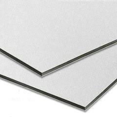 China Fireproof Interior Aluminum Wall Panels Zwm-8814 Off White wholesale
