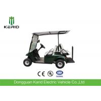 China Direct Supply 48V 4 Passenger Classic Electric Golf Carts With 2 Rear Foldable Seat on sale