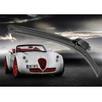 China Raw Rubber Car Window Wiper Blades U - hook Arm Support All Weather Performance wholesale