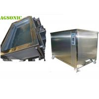 China Weaponry Ultrasonic Cleaning Machine For Vehicles / Machinery Components wholesale