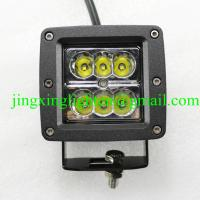China 24W 2015 lightstorm hotsale cree offroad led work light, led machine working light on sale