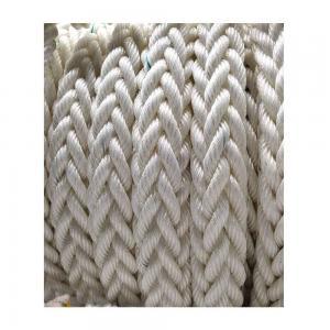 China Port Handling 6 Strand Rope Polyamide Mono Multi Mixed Smoothness Softness wholesale