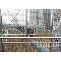China Stainless Steel Crimped Wire Mesh Roll With Firm Structure / Alkali Resistant on sale