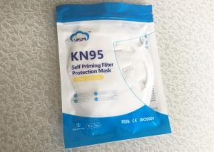 China Elastic Ear Band KN95 Civil Protective Mask wholesale