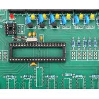 China Electronically Printed Circuit on Board Assembly FR4 Material 1.6mm Thickness wholesale