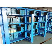 Buy cheap Cold Rolled Warehouse Injection Molding Molds , Mould Storage Racks Anti - Rust from wholesalers