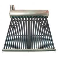 China All stainless steel thermosiphon solar water heater wholesale