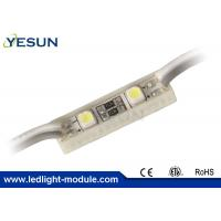 China DC 12 V SMD 3528 LED Module For Window Led Signs / Commercial Outdoor Sign Lighting wholesale