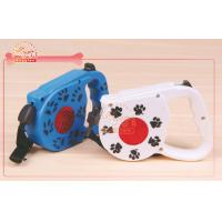 China Extend Flexible Automatic Retractable Dog Leash / Adjustable Dog Lead For Walking wholesale
