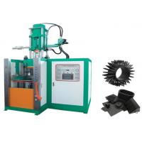 China Curing Adjustable Rubber Injection Moulding Machine AC 380V 48.75kw Low Power Consumption wholesale