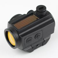 China Tactical Gear 2moa Red Dot Sight Rifles Cope Solar Pannel Power Auto Charge Shock Resistant wholesale