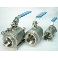 2 Pollici Femake + Female End Floating Ball Valve With PTFE Seat