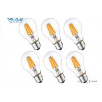 China 8 Watt 700 Lumen 2700K E26 A19 Dimmable LED Bulb Soft White With UL Listed on sale