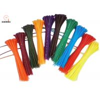 China Colorful Outdoor Camping Tools Nylon Cable Tie Easy To Handle And Locks wholesale