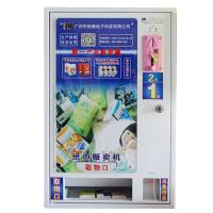 China LK-A1401 Latest tissue vending machine,mini vending machine wholesale