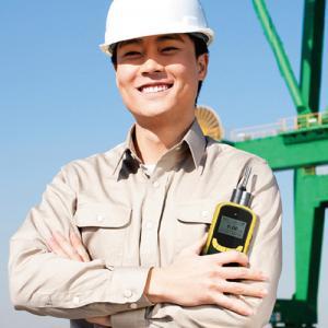 Carbon Monoxide CO Single Gas Detector Precision ≤± 2% F.S. With USB Output
