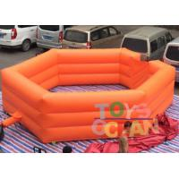 China Customized Color Inflatable Gaga Pit Balls Pool Kids PVC Inflatable Games wholesale