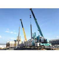 China Diversity Side Pile Driver Machine For Pile Foundation Customized Service wholesale