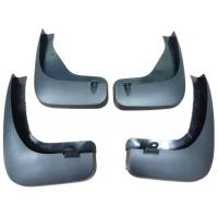China Rubber Automobile Mud Flaps of Car Body Replacement Parts Fit For Infiniti FX35 / QX70 2009- wholesale