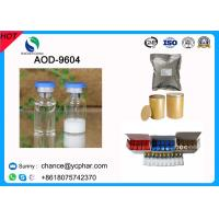 China Peptide Hormones Aod 9604/ Aod-9604 Anti-Obesity Aod9604 for Weight Loss 5mg/Vial for Muscle Growthing wholesale