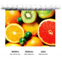 China Space Saving LED Foldable Display Screen With Hanging Stacking And Attaching wholesale