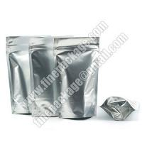 China aluminum foil stand up pouch for food,stand up pouch with zipper, stand up food pouch wholesale