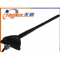 China Decorative AM FM Car Antenna Connector / Universal Auto Antenna Black Color wholesale