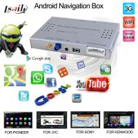 China Android Navigation Box With KENWOOD upgrade Internet,facebook,WIFI,HD1080,Online movie,music wholesale