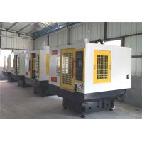 Quality No Vibration CNC Tapping Machine 0.0025mm Repeated Positioning Accuracy for sale