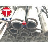 China Q235 / Q345 Engineering Special Steels Triangle Shape For Algricultural Machineries wholesale