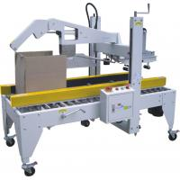 China High Effective Carton Packing Machine , Carton Sealing Equipment Easy Size Changeovers wholesale