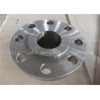 Quality ASME B16.5 Standard WN BL RF Carbon Steel and Stainless Steel Flange Finish for sale