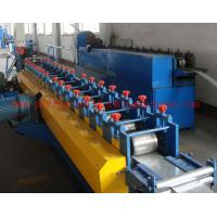 China High Speed 0 - 25m/min Metal Stud and Track Roll Former Machine Track Production Line wholesale