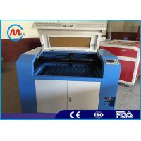 China Foldable Portable CO2 Laser Cutting Machine For Wood High Efficiency on sale