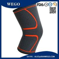 China Ultra Flex Athletics Knee Compression Sleeve Support for Running, Jogging, Pain Recovery-Single Wrap wholesale