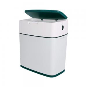 China Touchless Intelligent Sensor Trash Can Kitchen Garbage Bin For Home wholesale