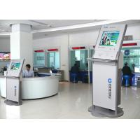 Quality Custom 15, 17, 19, 22 Inch Innovative Free Standing Kiosks with Check Reader, for sale