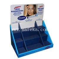 China Dermisa Table top counter Display for Cosmetics wholesale