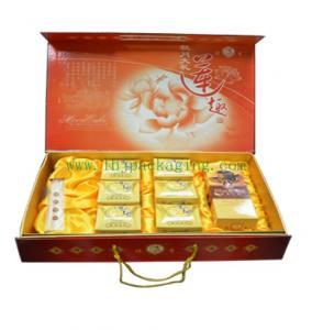 China mooncake   box wholesale