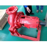 China Horizontal Single Stage Side Inlet Top Outlet Centrifugal Pump on sale