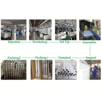 PRODUCTION AND STORAGE OF ROLLER BLINDS