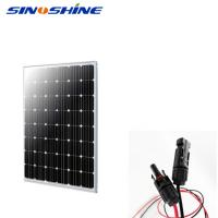 Factory Directly Selling standard mono solar panel 270w with Solar cell silicon nitride coating