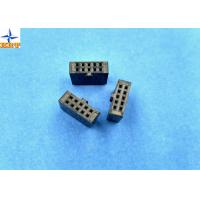 China UL94V-0 / PA66 Battery Terminal Connectors Wire To Board Connector with Fit Wafer Connector wholesale