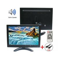 China 10.1 Inch 1280 x 800 High Resolution Multi video input Supported TFT IPS LED monitor on sale