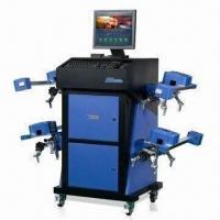 China Four-wheel Alignment, CE Certified wholesale