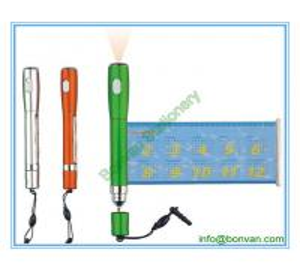 China novel plastic banner gift pen,torch plastic flag pen wholesale